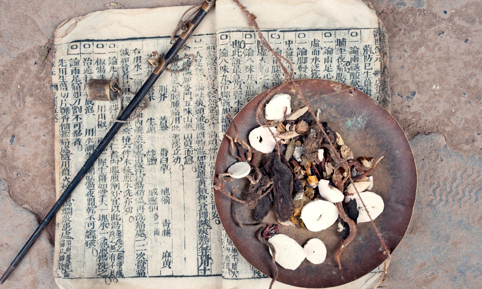 Chinesische Medizin Annika Mende